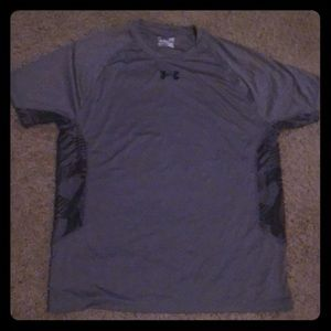 Men's Under Armour Heatgear Shirt Sz L